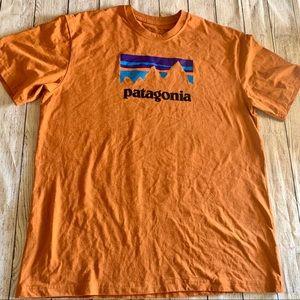 Patagonia Logo Graphic TShirt - 0305
